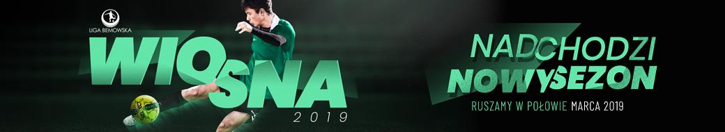 Nadchodzi Sezon Wiosna 2019! Włącz się do gry!